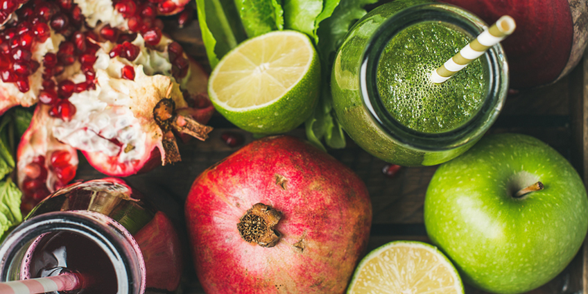 6 Reasons to try a Nutritional Cleanse