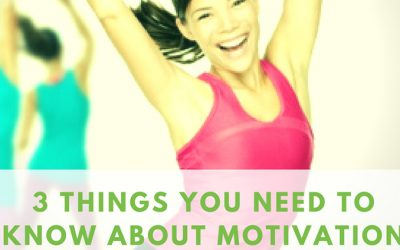 Top 3 Things You Need To Know About Motivation