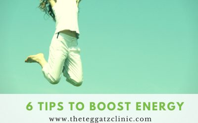 6  Tips to Boost Energy For Spring